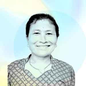 Laxmi Shrestha nomadnoos spinner