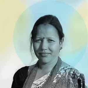 Sita Paneru Thapa nomadnoos spinner
