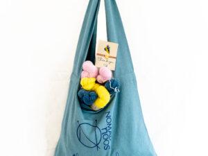 Big Nomadnoos Cotton Knitting supplies bag