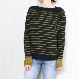 #18 KYPT, Insect/mushi,  Pullover designed by Eri