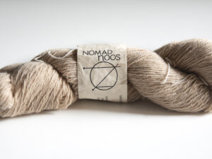 100% Dry Desert Camel yarn (Fingering_4ply)